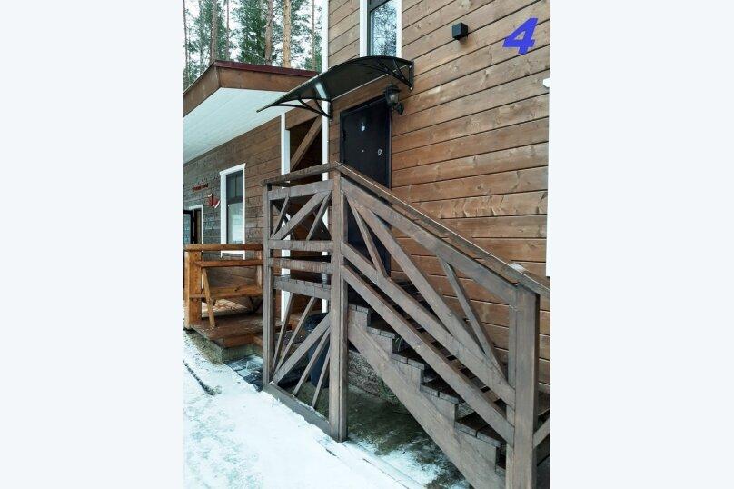 """Гостевой дом """"Pine Land"""", Суоярвская, 65 на 3 комнаты - Фотография 122"""
