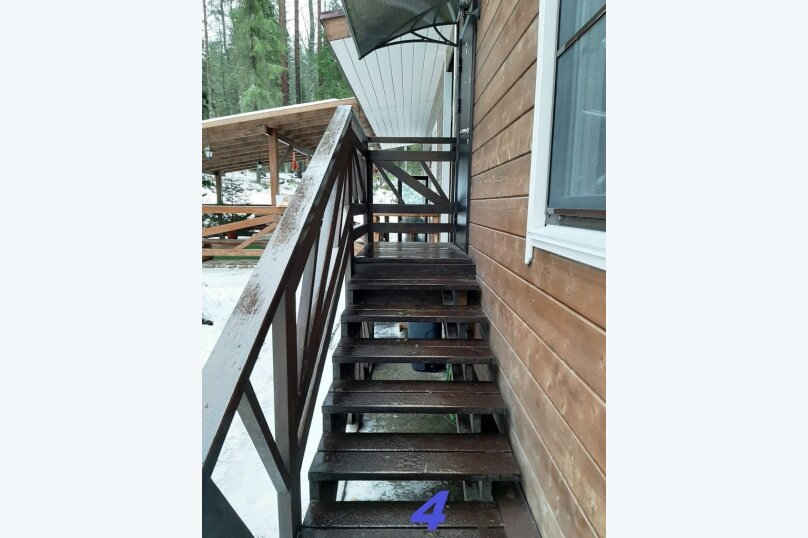 """Гостевой дом """"Pine Land"""", Суоярвская, 65 на 3 комнаты - Фотография 123"""