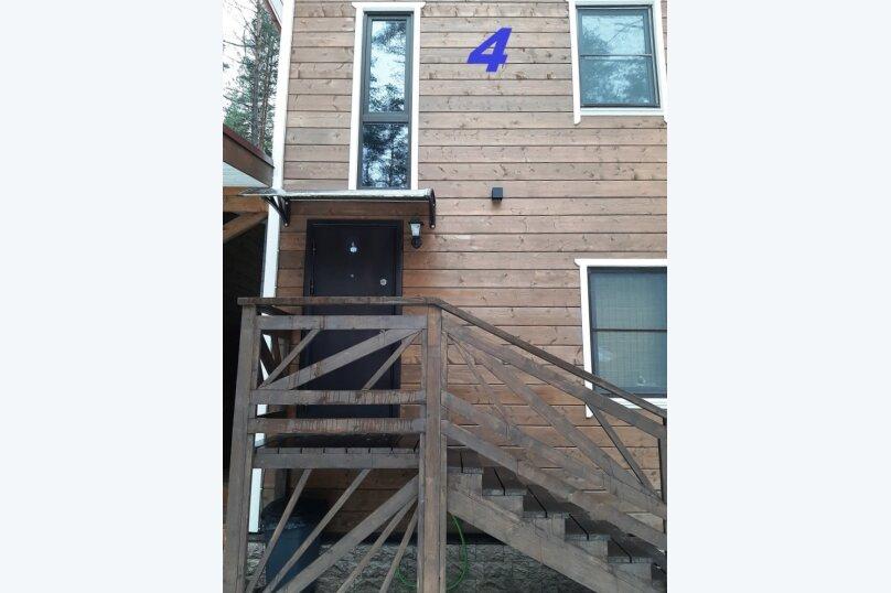 """Гостевой дом """"Pine Land"""", Суоярвская, 65 на 3 комнаты - Фотография 124"""