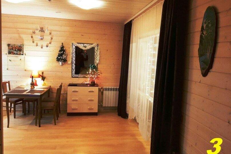 """Гостевой дом """"Pine Land"""", Суоярвская, 65 на 3 комнаты - Фотография 270"""