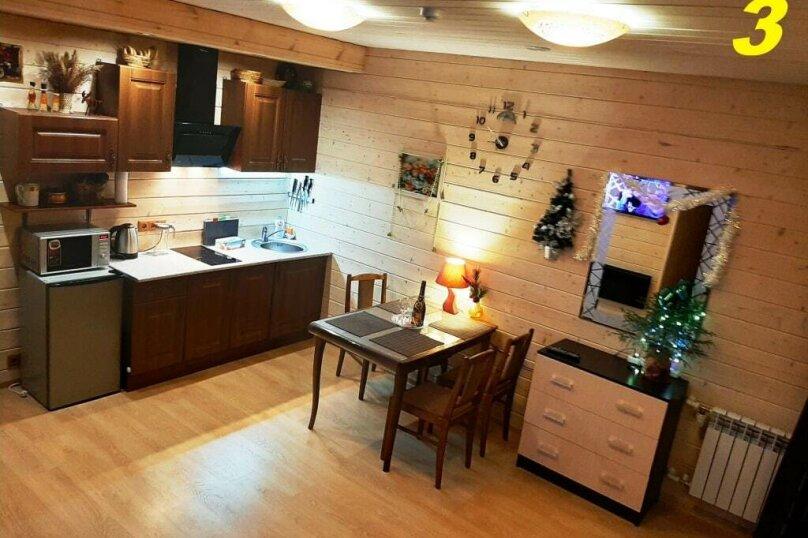 """Гостевой дом """"Pine Land"""", Суоярвская, 65 на 3 комнаты - Фотография 272"""