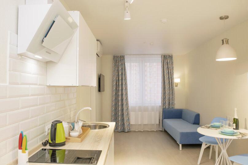 2-комн. квартира, 35 кв.м. на 3 человека, Инициативная улица, 7В, секция 6, Люберцы - Фотография 3