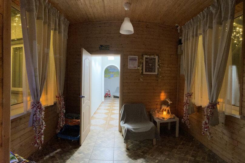 Дом, 130 кв.м. на 14 человек, 5 спален, Родниковая улица, 7, село Хюмпеля, Сортавала - Фотография 41