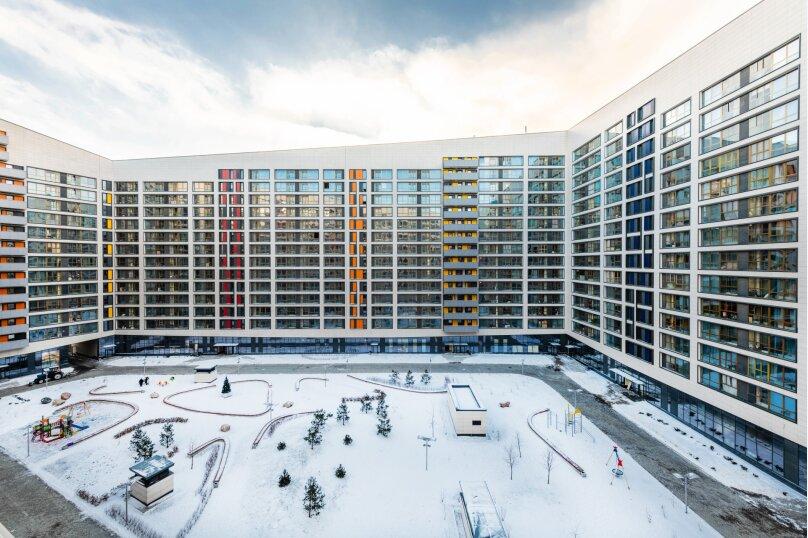 2-комн. квартира, 45 кв.м. на 4 человека, Ходынский бульвар, 2, Москва - Фотография 12