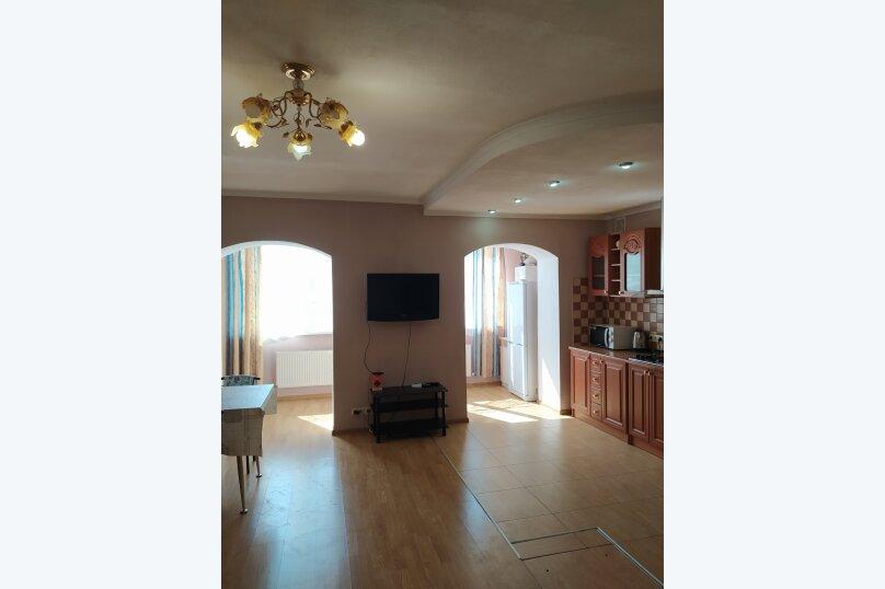 Дом под ключ, 200 кв.м. на 10 человек, 5 спален, с/с Уютненский, Орбита садово-огороднический кооператив, Черешневая, 64, Заозерное - Фотография 17