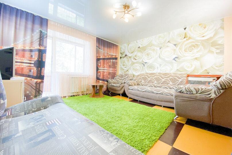 3-комн. квартира, 78 кв.м. на 8 человек, улица Румянцева, 15, Иркутск - Фотография 7