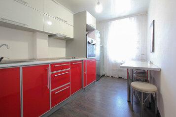 3-комн. квартира, 78 кв.м. на 8 человек, улица Румянцева, 15, Иркутск - Фотография 1