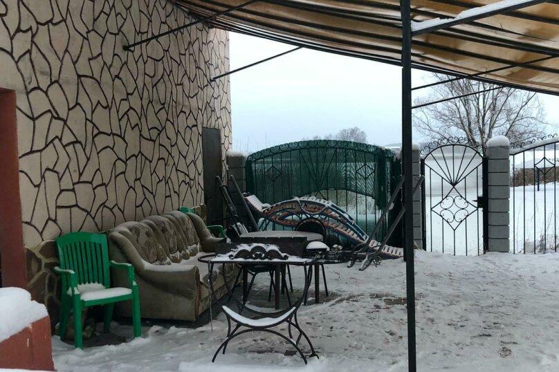 Домик с камином на берегу реки, 45 кв.м. на 4 человека, 1 спальня, село Тимонькино, 52, Нижний Новгород - Фотография 14