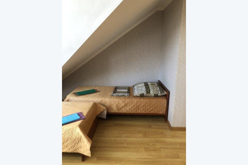Четырехместный номер, улица Агафонова, 96Б, Черноморское - Фотография 9