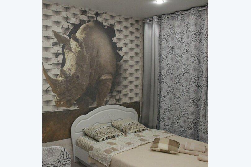 1-комн. квартира, 20 кв.м. на 2 человека, улица Дежнёва, 2к1, Казань - Фотография 14