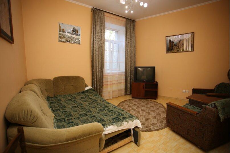 1 этаж дома 3 комнаты под ключ, 75 кв.м. на 7 человек, 3 спальни, Русская улица, 45, Феодосия - Фотография 15