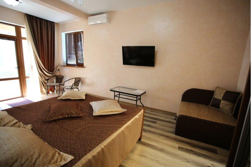 2 этаж 1 комнатный под ключ, 32 кв.м. на 3 человека, 1 спальня, Русская улица, 49, Феодосия - Фотография 6