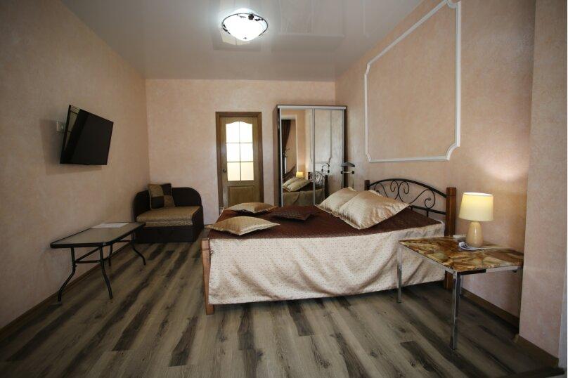 2 этаж 1 комнатный под ключ, 32 кв.м. на 3 человека, 1 спальня, Русская улица, 49, Феодосия - Фотография 7