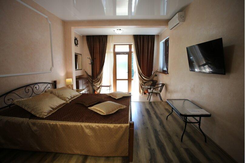 2 этаж 1 комнатный под ключ, 32 кв.м. на 3 человека, 1 спальня, Русская улица, 49, Феодосия - Фотография 8