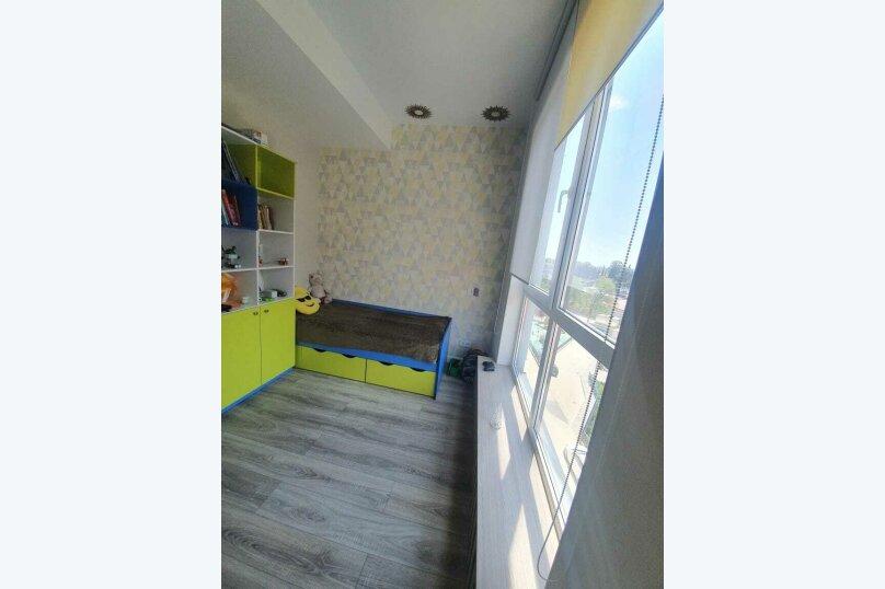 2-комн. квартира, 56.1 кв.м. на 6 человек, улица Гастелло, 28к1, Адлер - Фотография 5