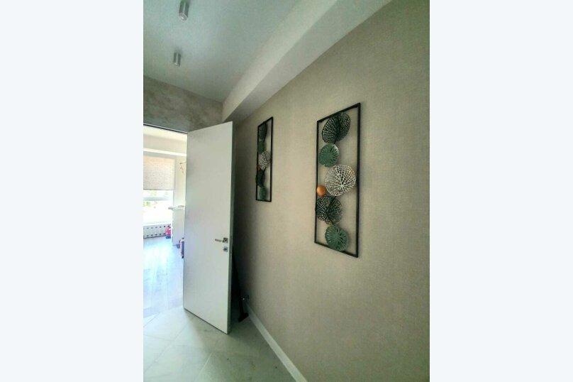 2-комн. квартира, 56.1 кв.м. на 6 человек, улица Гастелло, 28к1, Адлер - Фотография 9