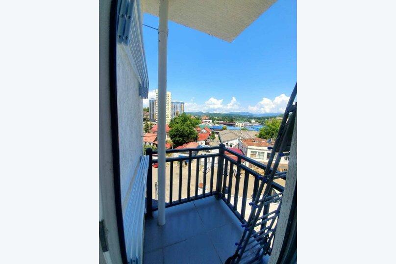 2-комн. квартира, 56.1 кв.м. на 6 человек, улица Гастелло, 28к1, Адлер - Фотография 10