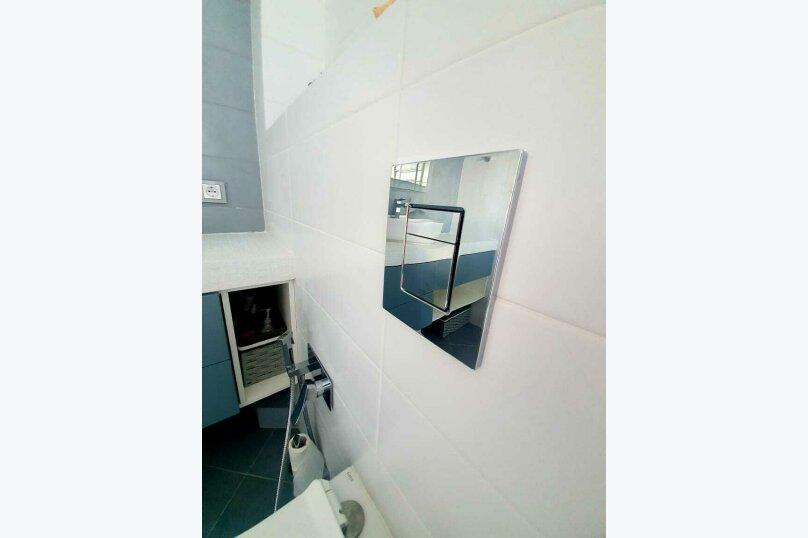 2-комн. квартира, 56.1 кв.м. на 6 человек, улица Гастелло, 28к1, Адлер - Фотография 13