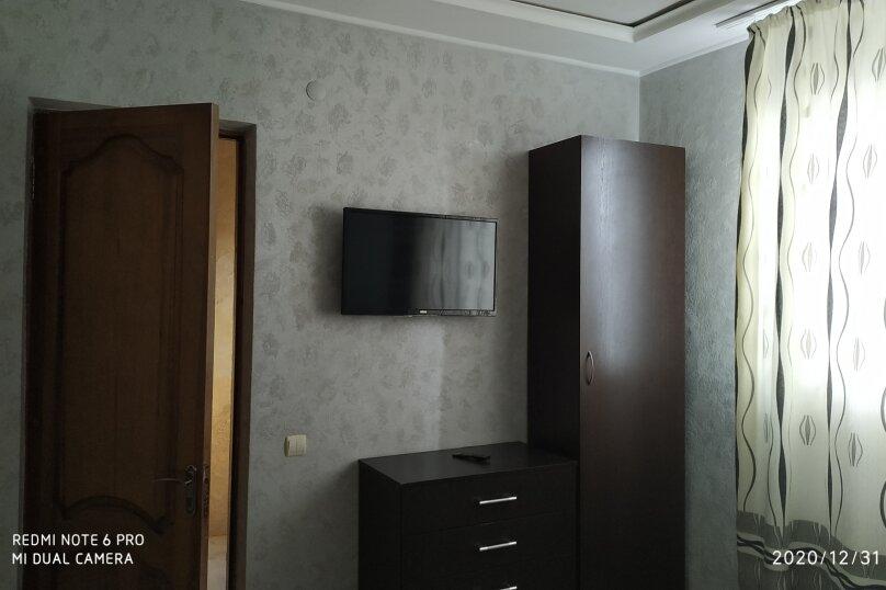 4-х ком дом со своим двориком 950м от моря , 110 кв.м. на 8 человек, 3 спальни, Гражданская , 11А, Евпатория - Фотография 26