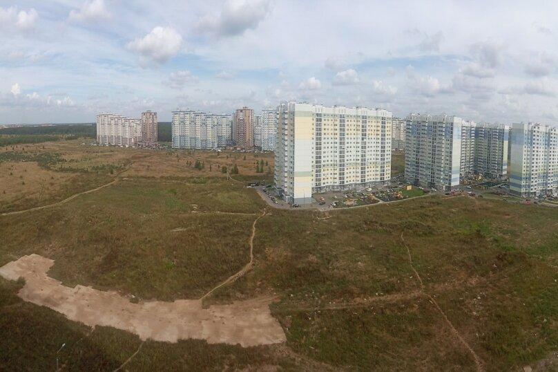 1-комн. квартира, 28 кв.м. на 4 человека, Южнодомодедовская улица, 11, Домодедово - Фотография 4
