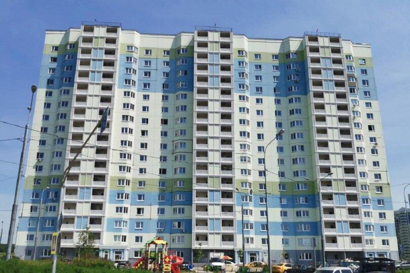 1-комн. квартира, 28 кв.м. на 4 человека, Южнодомодедовская улица, 11, Домодедово - Фотография 6