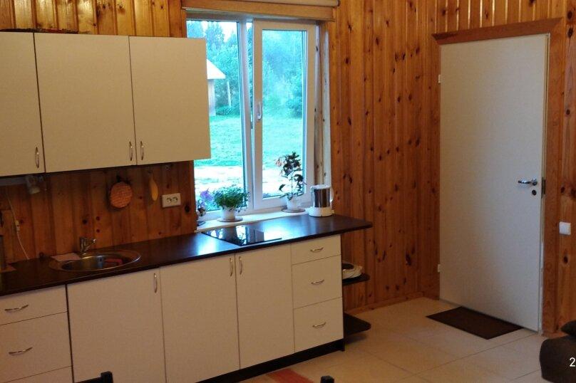 Дом , 30 кв.м. на 4 человека, 1 спальня, Дер. Тулокса, 23, Олонец - Фотография 11