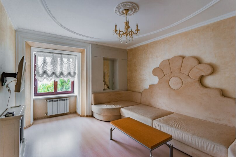 2-комн. квартира, 62 кв.м. на 4 человека, улица Максима Горького, 131, Самара - Фотография 1