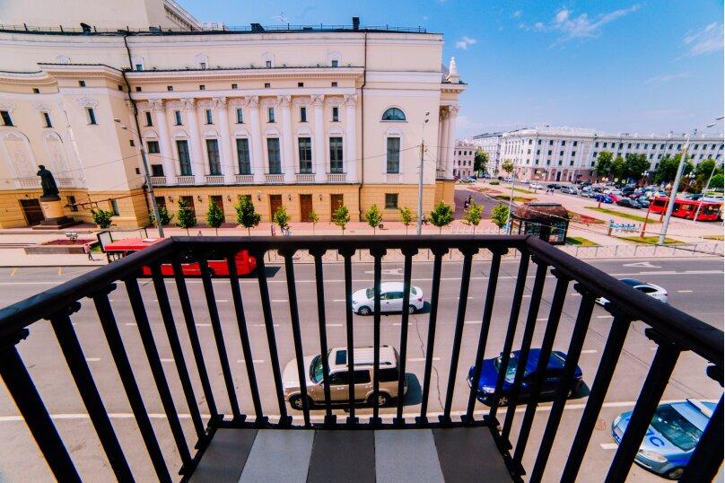 3-комн. квартира, 68 кв.м. на 6 человек, улица Пушкина, 58, Казань - Фотография 3