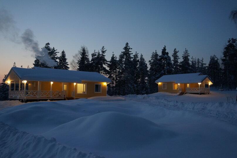 """Дом для отпуска """"Рукола"""", поселок Микли, Рукола на 2 комнаты - Фотография 13"""