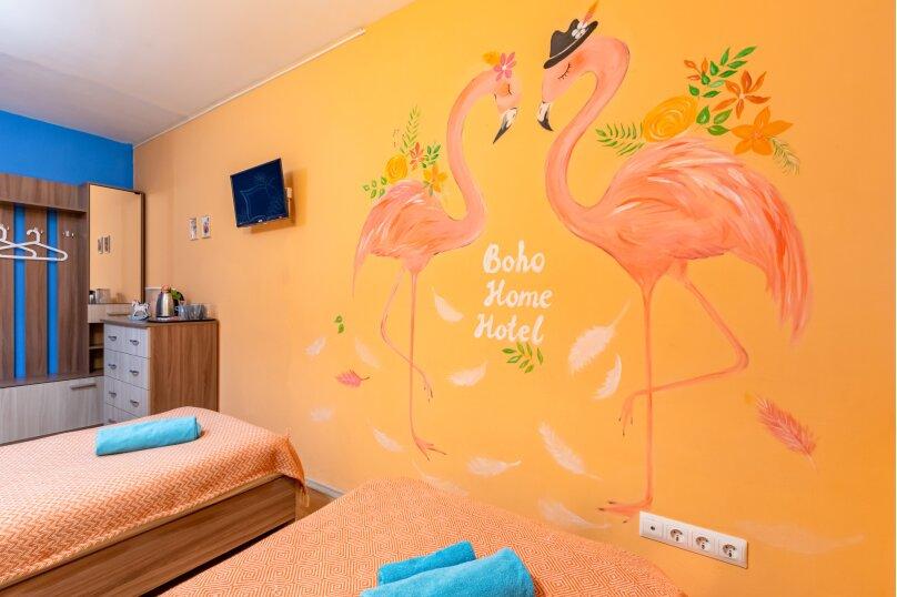 2-х местный номер с раздельными кроватями, Пушкинская улица, 8, Санкт-Петербург - Фотография 4