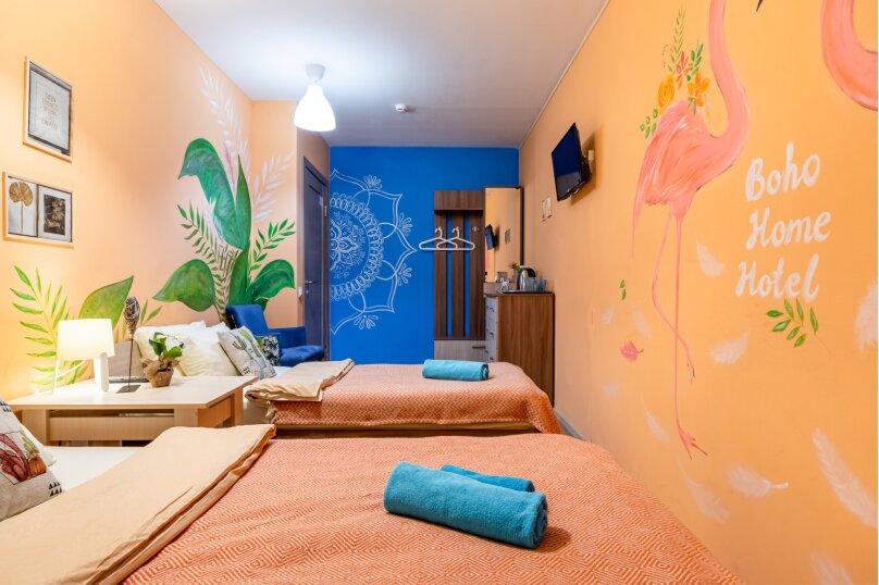 2-х местный номер с раздельными кроватями, Пушкинская улица, 8, Санкт-Петербург - Фотография 5