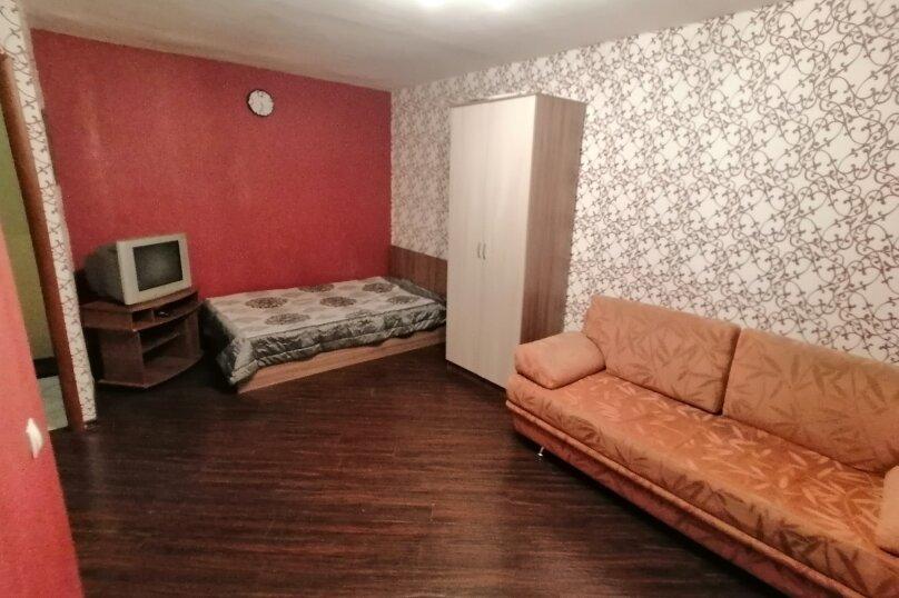 1-комн. квартира, 31 кв.м. на 4 человека, улица Котовского, 43, Новосибирск - Фотография 6