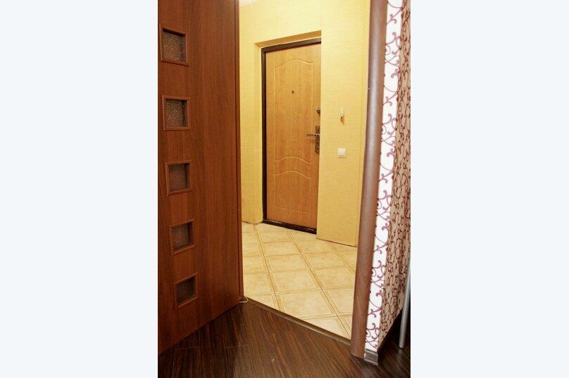 1-комн. квартира, 31 кв.м. на 4 человека, улица Котовского, 43, Новосибирск - Фотография 19