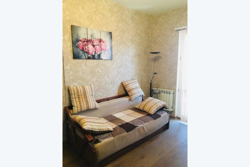1-комн. квартира, 45 кв.м. на 4 человека, Абрикосовая улица, 21, Кабардинка - Фотография 8
