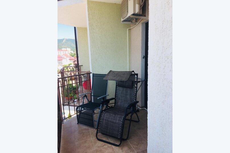 1-комн. квартира, 45 кв.м. на 4 человека, Абрикосовая улица, 21, Кабардинка - Фотография 9