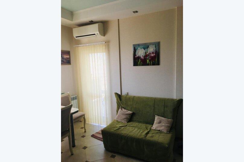 1-комн. квартира, 45 кв.м. на 4 человека, Абрикосовая улица, 21, Кабардинка - Фотография 11