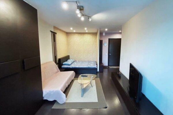 1-комн. квартира, 42 кв.м. на 4 человека