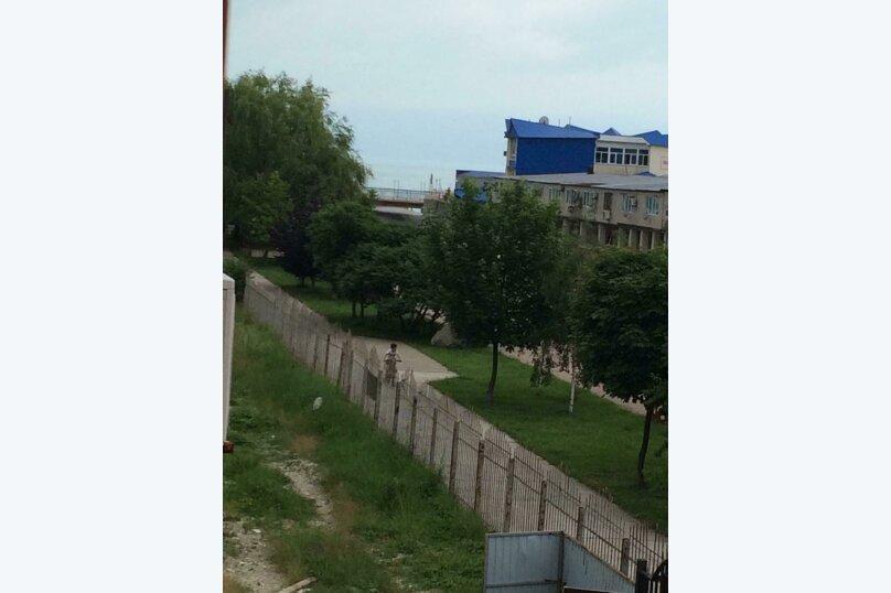 1-комн. квартира, 50 кв.м. на 6 человек, Горизонт, 18, Ольгинка - Фотография 11