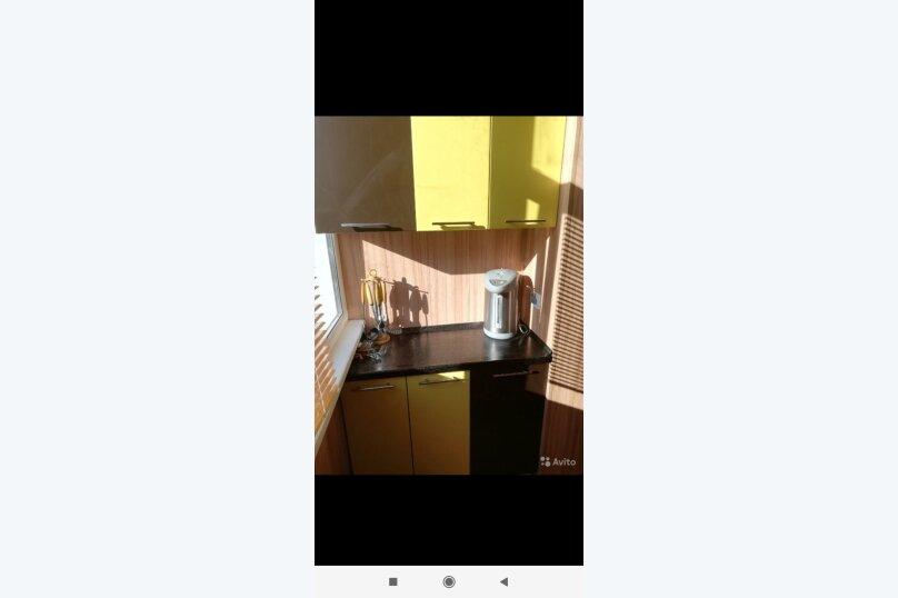 2-комн. квартира, 65 кв.м. на 5 человек, 1-й микрорайон, 27, Щелкино - Фотография 14