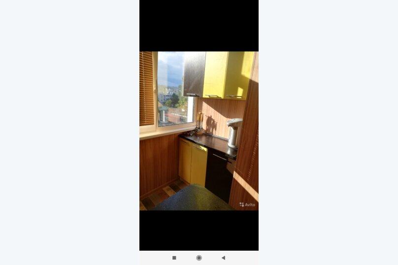2-комн. квартира, 65 кв.м. на 5 человек, 1-й микрорайон, 27, Щелкино - Фотография 16