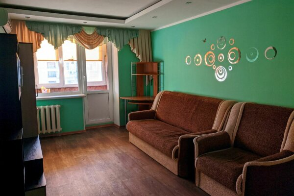 1-комн. квартира, 36 кв.м. на 3 человека