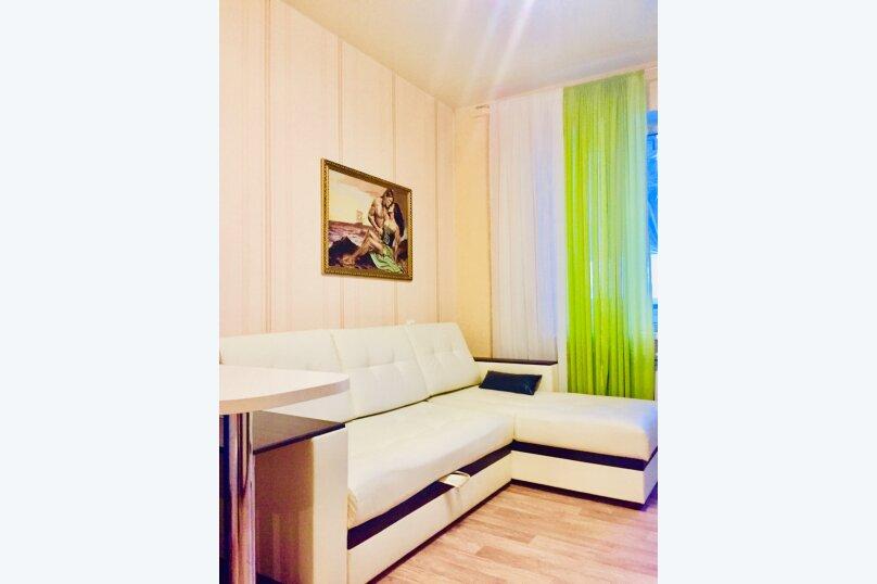 1-комн. квартира, 22 кв.м. на 2 человека, улица 45-я Параллель, 34, Ставрополь - Фотография 1