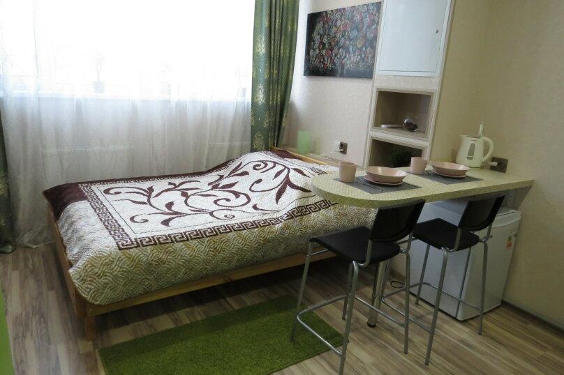 1-комн. квартира, 20 кв.м. на 2 человека, улица Склизкова, 27к1, Тверь - Фотография 1
