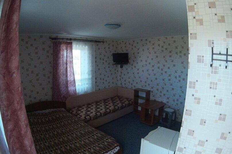 2хместный стандарт с двухспальной кроватью, улица Симонок, 135, Севастополь - Фотография 1