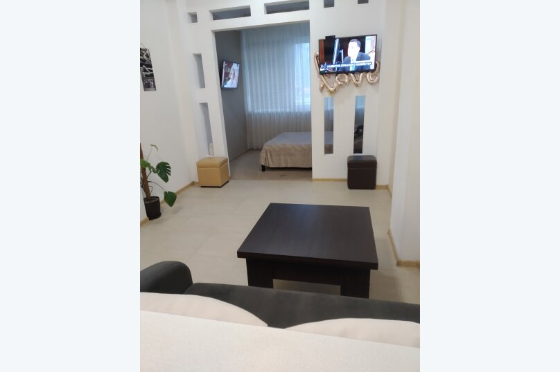 1-комн. квартира, 40 кв.м. на 2 человека, улица Сенявина, 5, Севастополь - Фотография 4