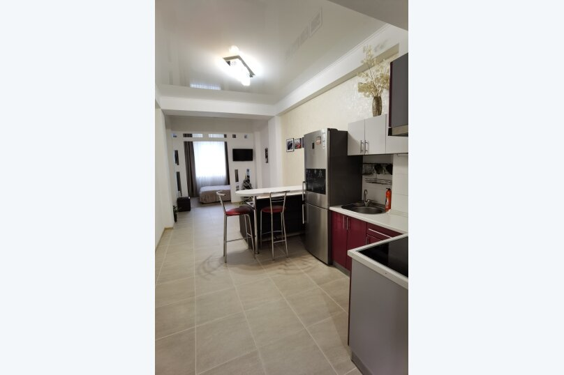1-комн. квартира, 40 кв.м. на 2 человека, улица Сенявина, 5, Севастополь - Фотография 8