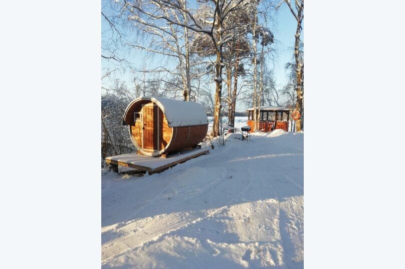 Дом, 50 кв.м. на 4 человека, 2 спальни, Дачная, 15, Лахденпохья - Фотография 32