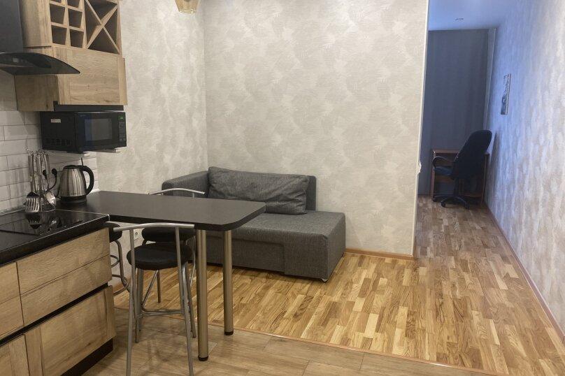 Апартаменты-студио в «ЖК Алмаз», улица Блюхера, 19 на 10 номеров - Фотография 94