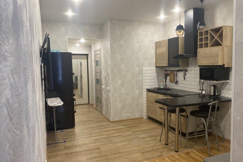 Апартаменты-студио в «ЖК Алмаз», улица Блюхера, 19 на 10 номеров - Фотография 96