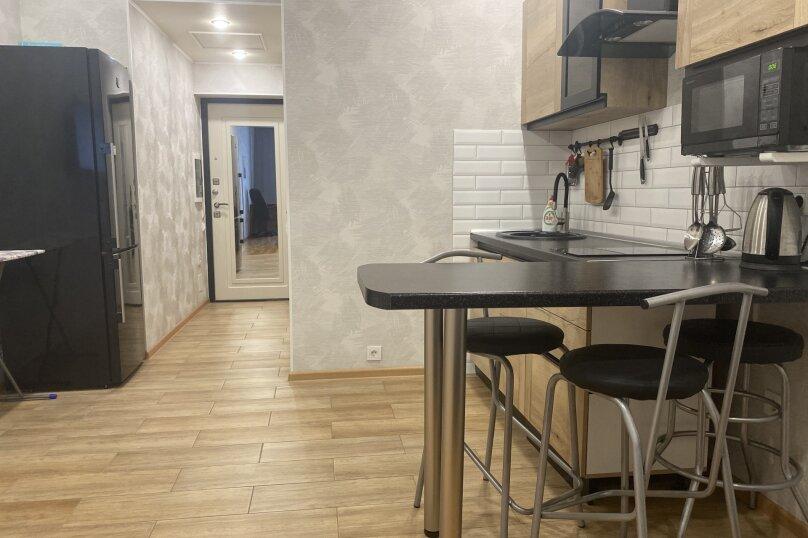 Апартаменты-студио в «ЖК Алмаз», улица Блюхера, 19 на 10 номеров - Фотография 97